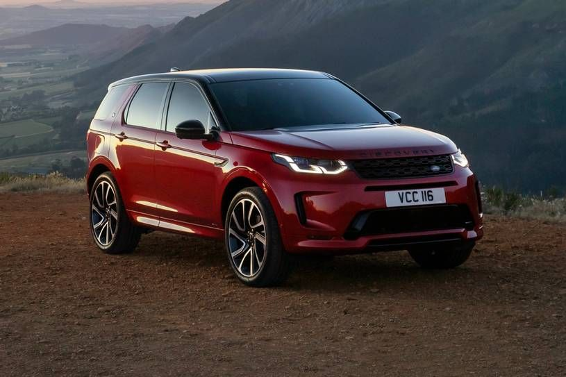 2020 Land Rover Discovery Sport Land rover discovery