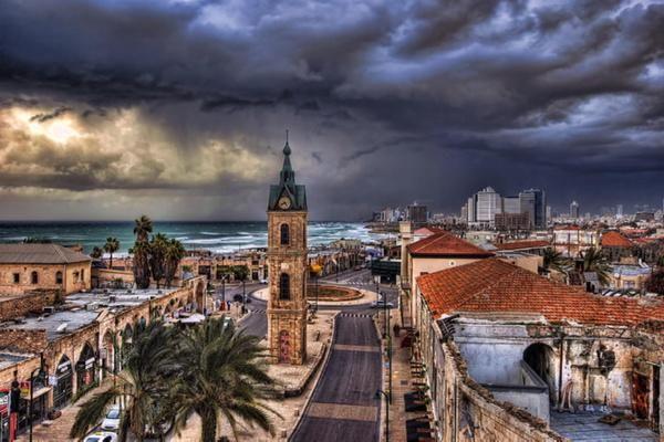 There's a storm approaching: Yafa, Palestine | Human ...
