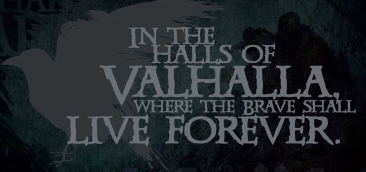 Valhalla Vikingos Presentaciones Frases