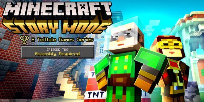 Minecraft Story Mode Episode 2 Ocean Of Games Minecraft