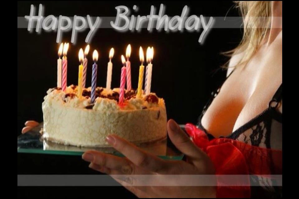 Happy birthday pikant foto Felicitaties Pinterest – Happy Birthday Greetings for Facebook Wall