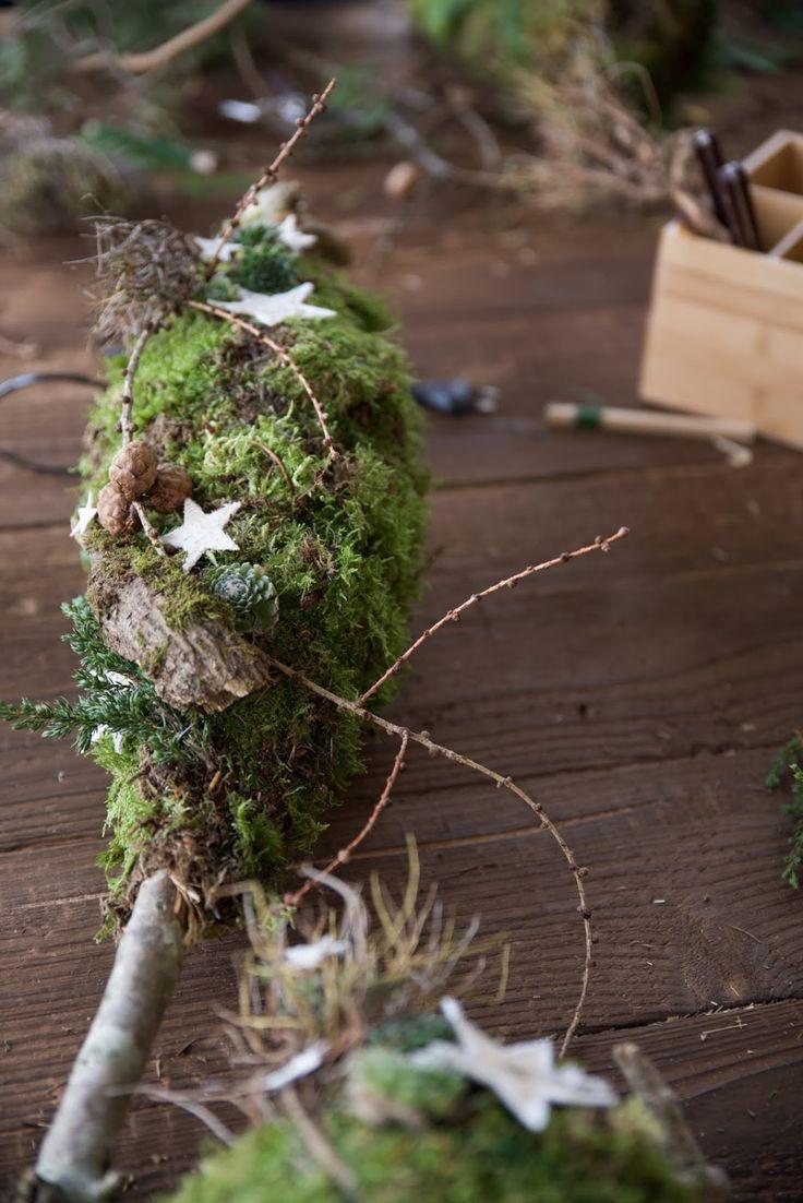 Photo of Workshop Rückblick Winterdeko aus Naturmaterialien von Kreativ-Natürlich-Ideen…