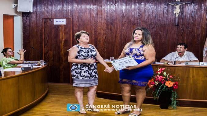 Câmara Municipal de Vereadores concede honra a Jornalista de Campos Gerais-MG