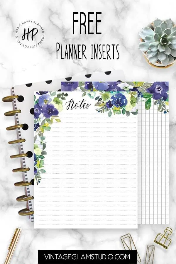 Weekly Planner stickers for Erin Condren Happy Planner A5 Personal etc Planners Geometric Watermelon
