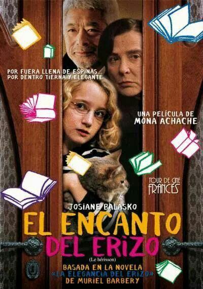 El Encanto Del Erizo Peliculas Series Y Peliculas Cine
