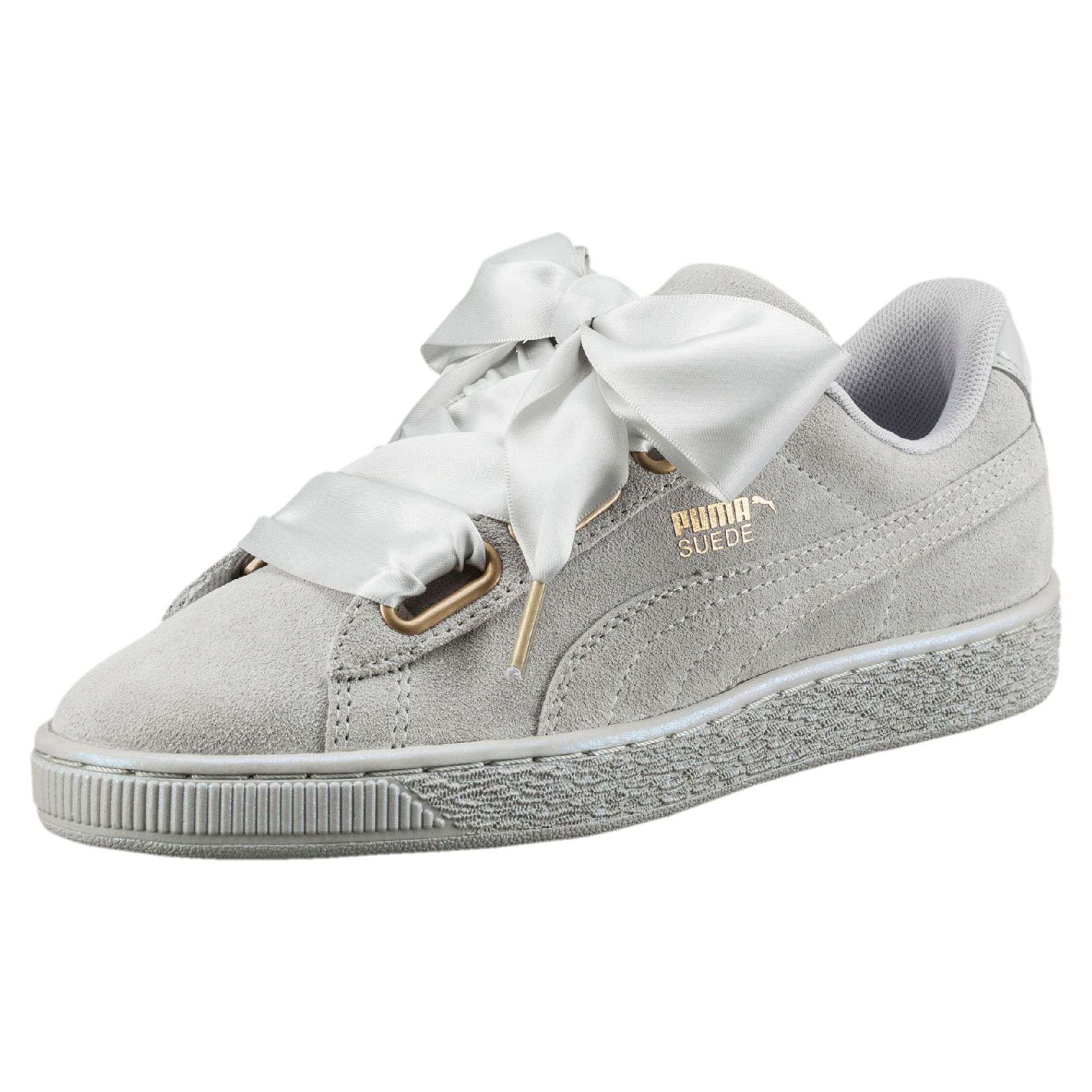 chaussures puma grise