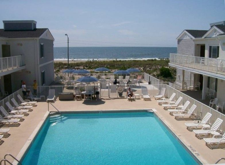 Condo vacation rental in ocean city pools vacation