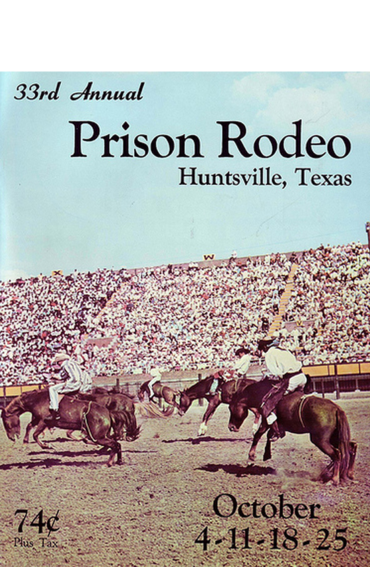 Madison Square Garden rodeo star | Rodeos 1953 - 1957