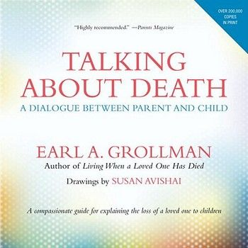 Press offering free books on grieving and talking about death with