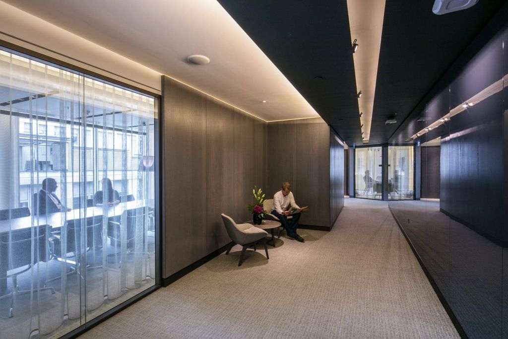 Cbre Offices London 4 Office Design Corporate Office Design