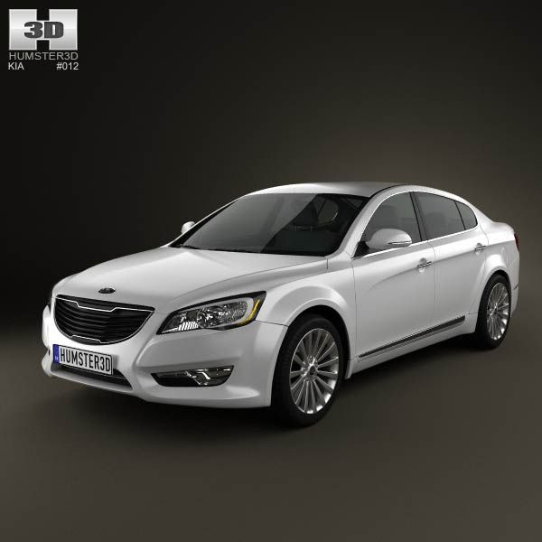 Kia Cadenza K7 2017 Model From Humster Price 75