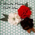 Lots of felt flower tutorials on this post