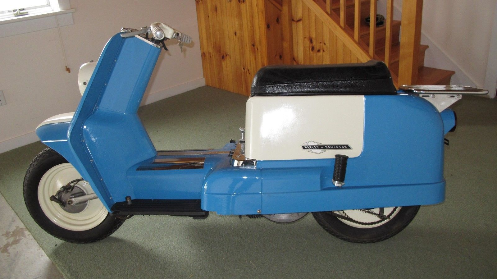 Ebay 1965 Harley Davidson Other 1965 Harley Davidson Topper Motor