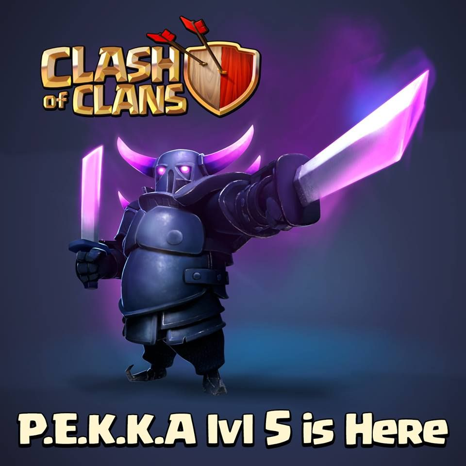 Pekka Level 5 Clash Of Clan Wallpaper Cool Pinterest Clash
