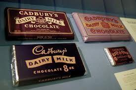 Old cadbury's