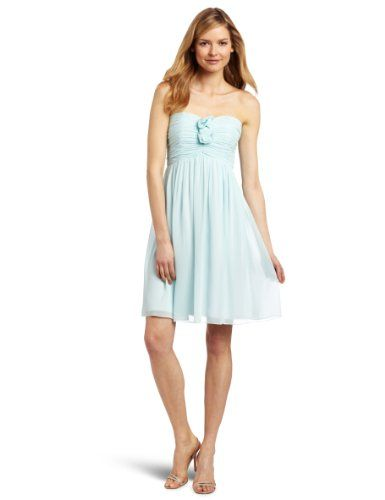 Donna Morgan Womens Hallie Dress Ocean Spray 6 * You can get additional details at the image link.(This is an Amazon affiliate link and I receive a commission for the sales)