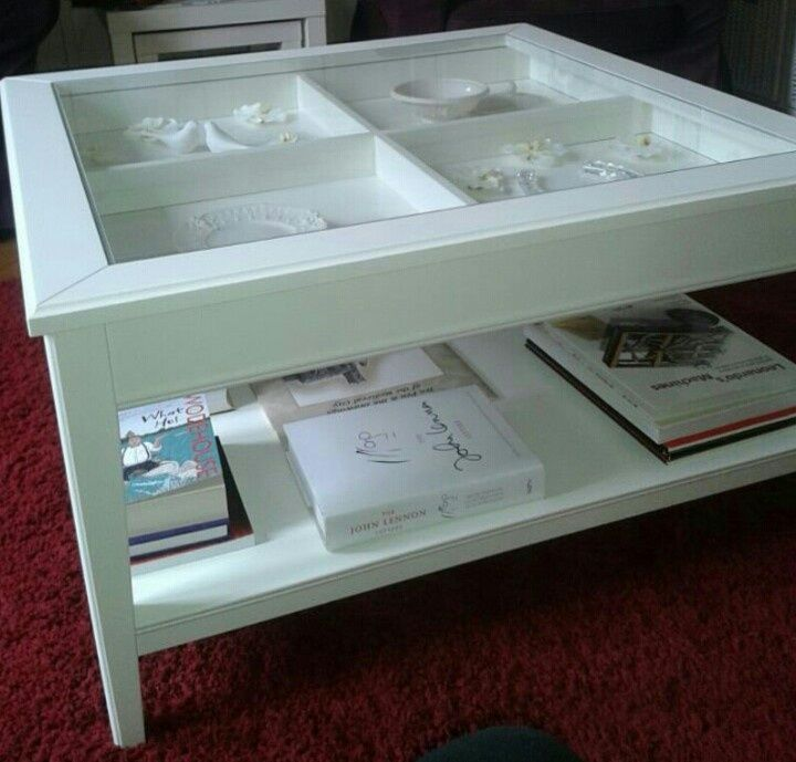 Decorating Liatorp Coffee Table - Google Search