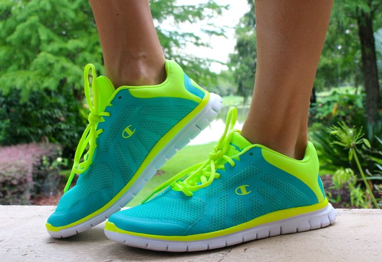 5cfd08eae458 Neon sneakers from Payless