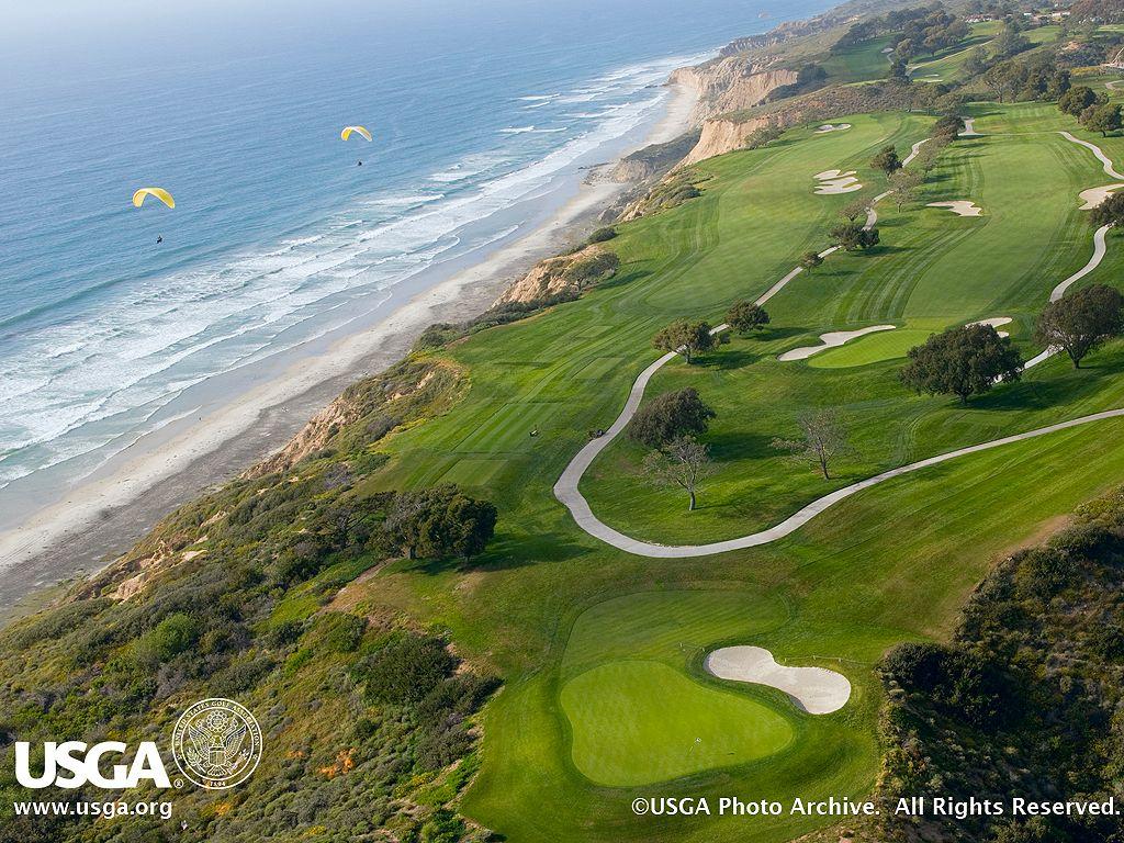 Torrey Pines Golf Google Images Golf Courses Torrey Pines Golf