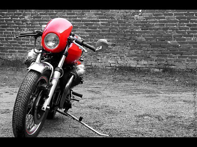 Click the image toT3 cafe racer