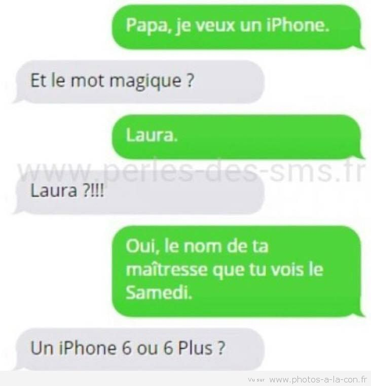 blague courte au telephone