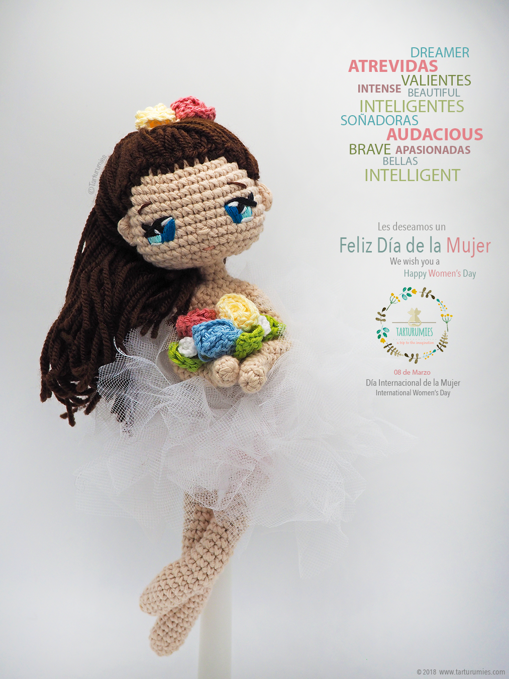 Pin by Jill Thomas-Potters on Crochet | Pinterest | Croché, Muñecas ...