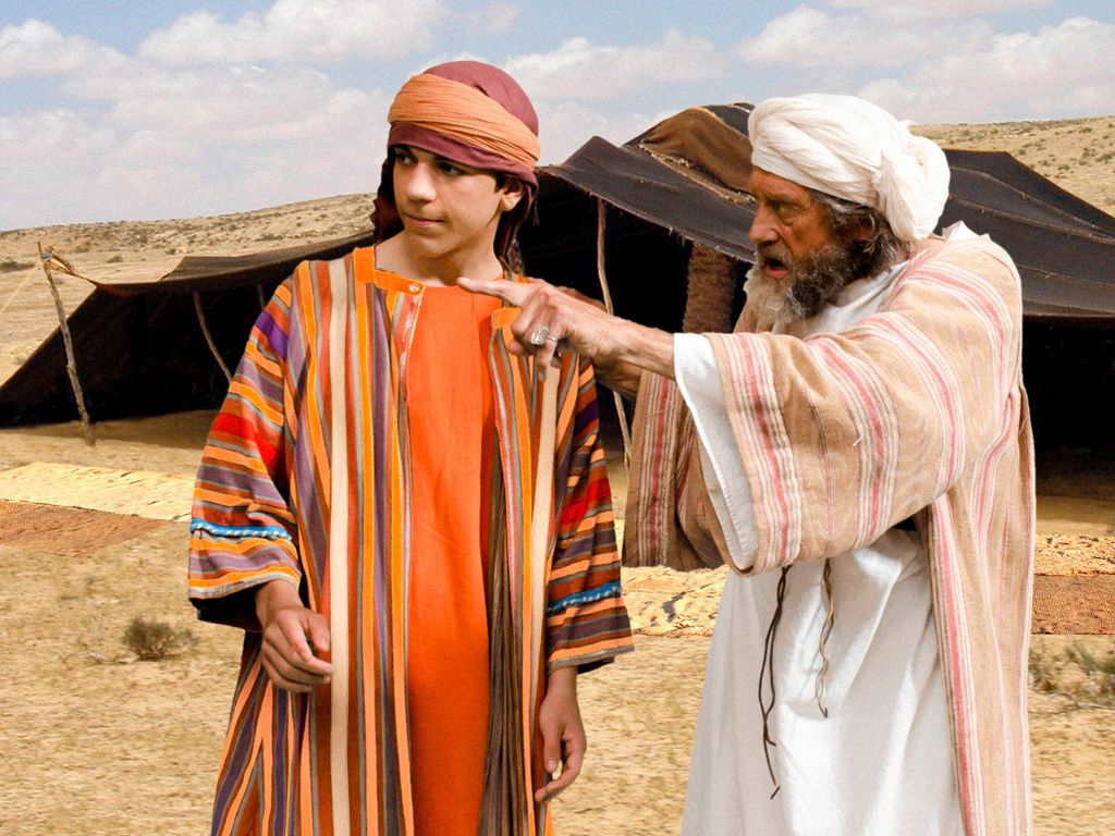 Genesis 37 V 12 14 Jacob Sends Joseph To Find His Brothers