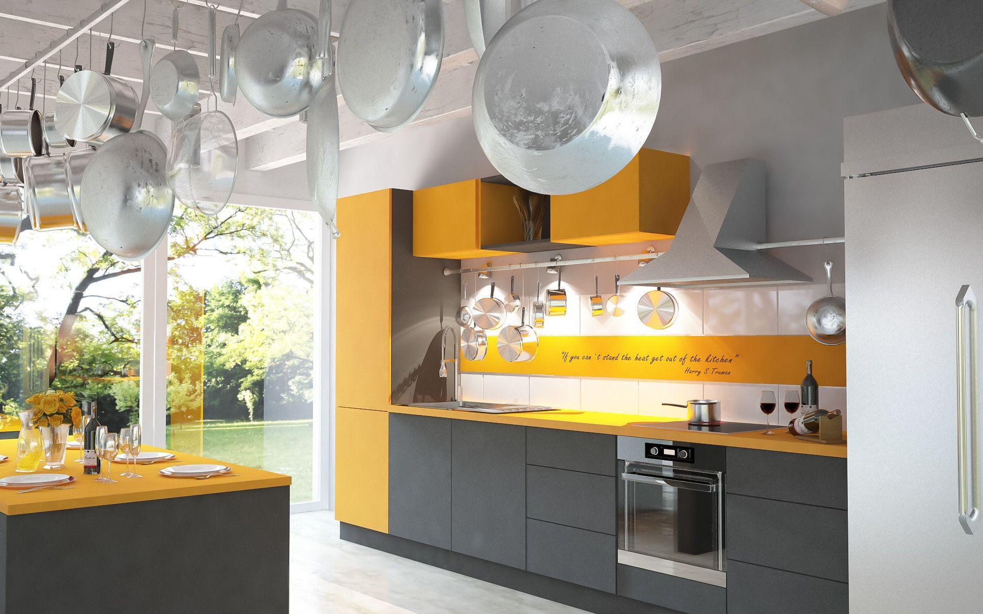 T Küche Hintergrund di 15