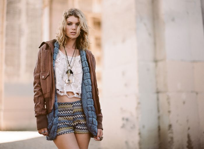 Threadsence lookbook Urban Castaway