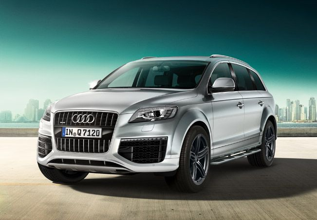 Audi Q7 Gets S Line Style And Sport Edition Models Audi Q7 S Line Audi Q7 Audi Q7 Tdi