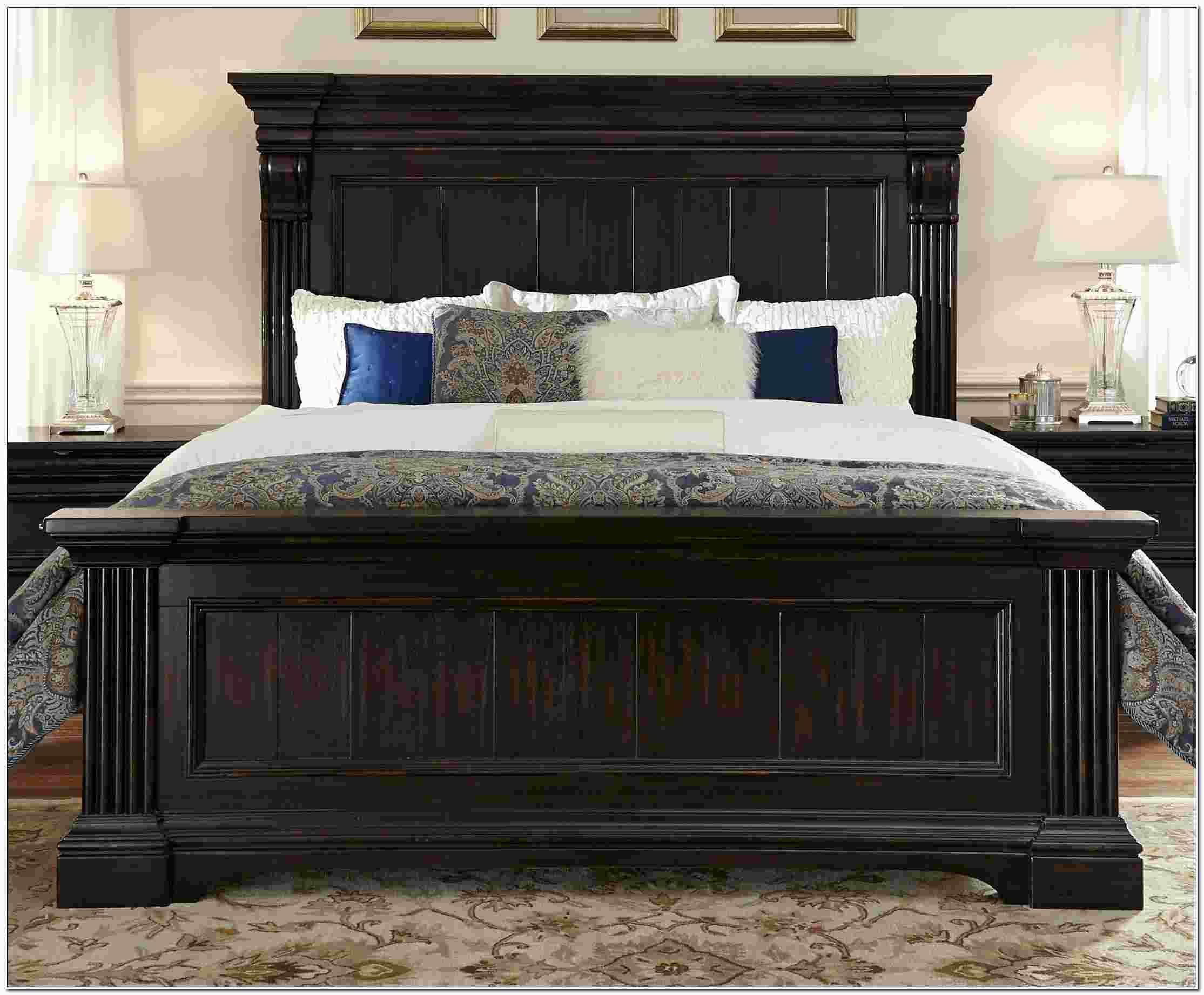 Pulaski Brookfield King Bedroom Set Bedroom Furniture