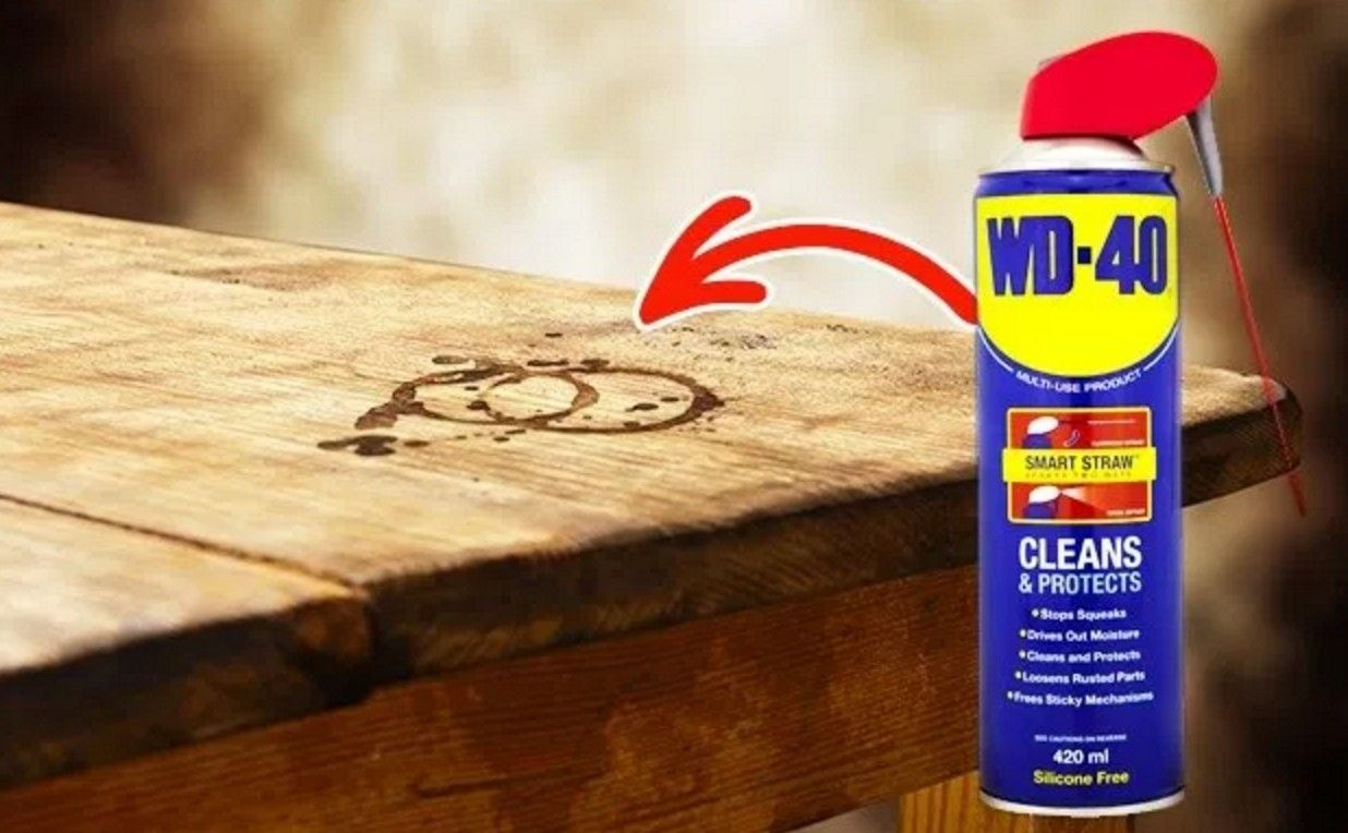15 Amazing Ways To Use Wd 40 That Probably Never Occurred To You