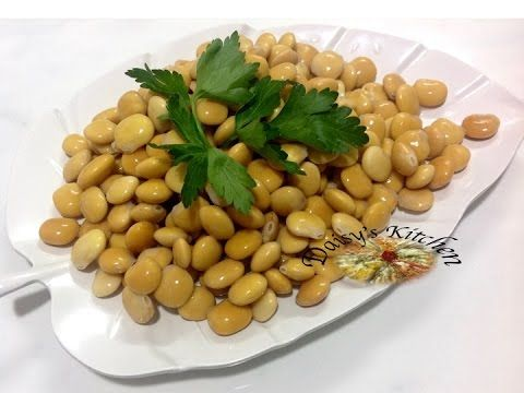 How To Make Lupini Beans Vegetarian Recipes Lebanese Recipes Beans