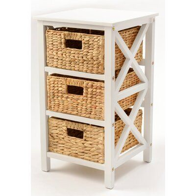 Altenpohl End Table with Storage