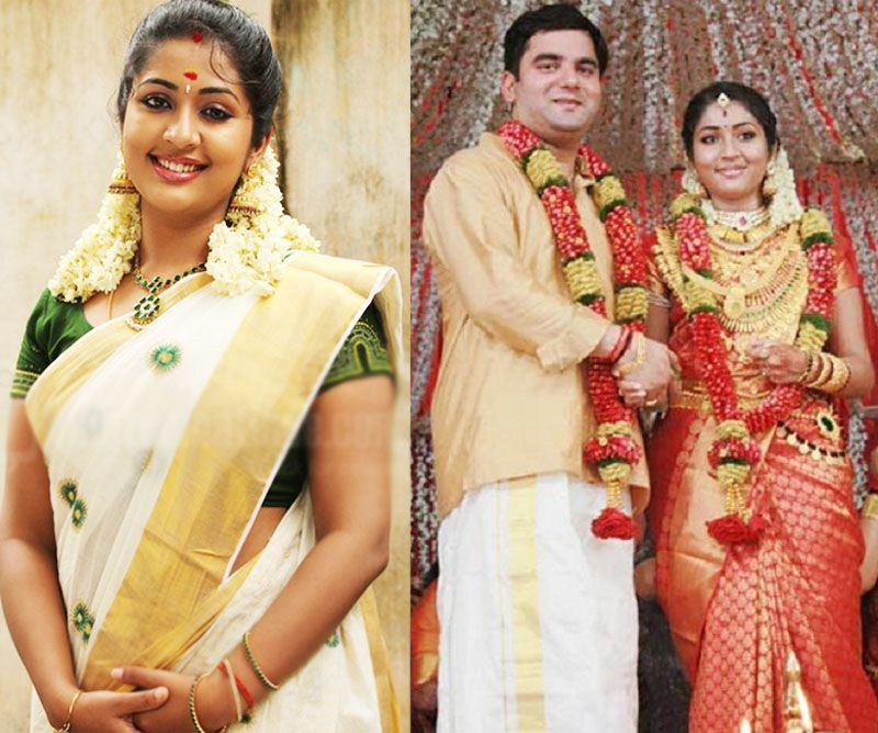 Birthday Greeting To South Indian Actress NavyaNair She Is Married SanthoshMenon