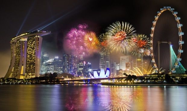 Top Places For New Year Eve 2020 In Singapore Fireworks Fireworks Wallpaper New Years Eve Fireworks