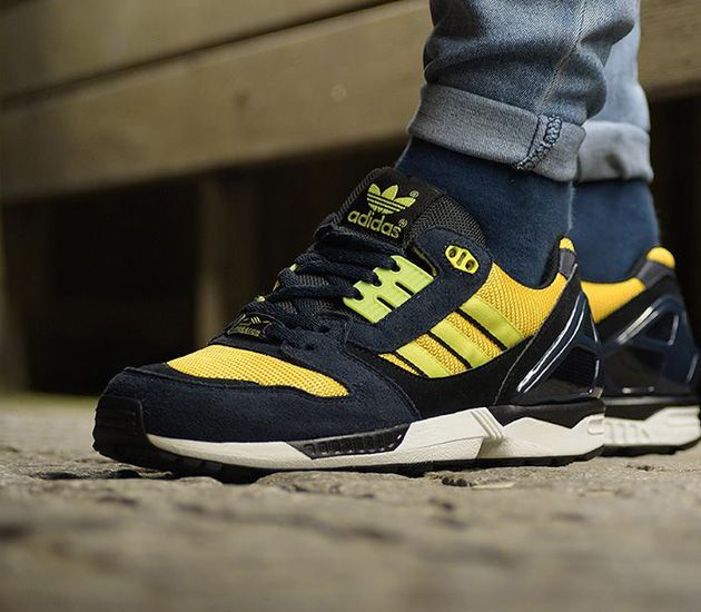 adidas Originals ZX 8000 - Legend Ink / White Vapour - Electricity