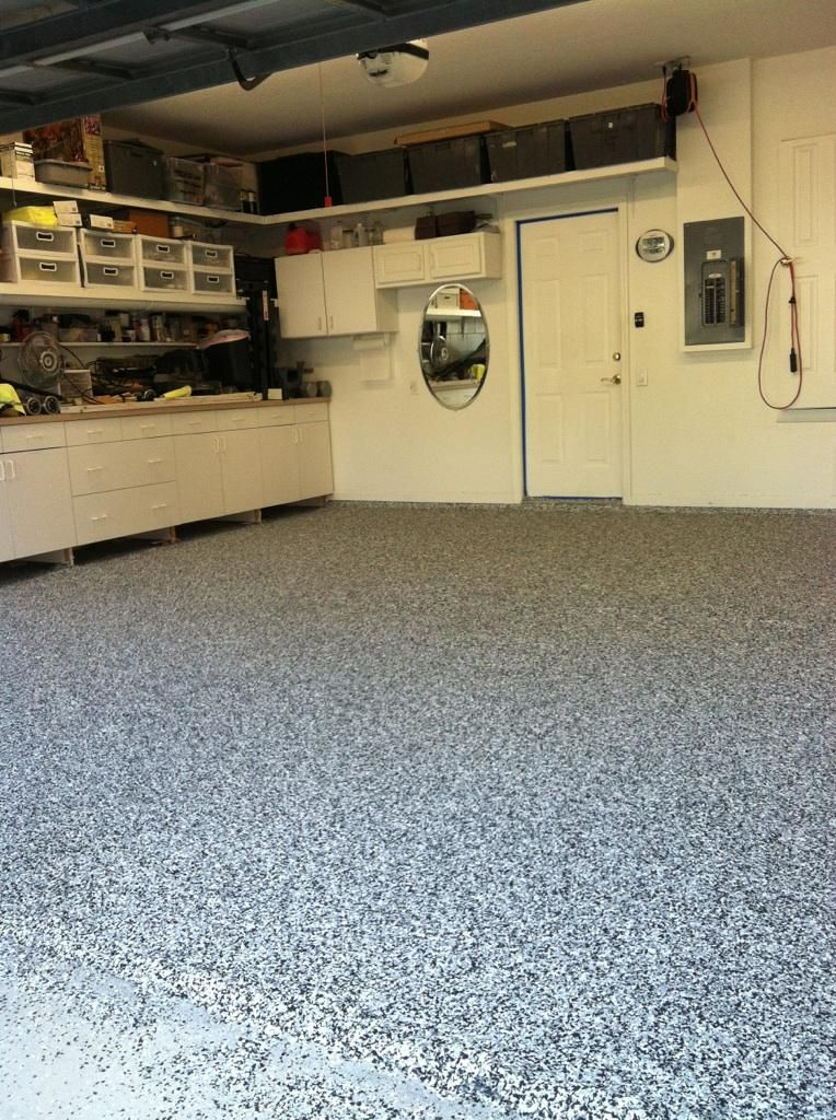 Orlando Garage Organization | Garage Floor Coating