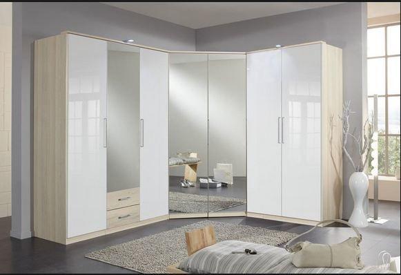 Camere da letto con guardaroba camere da letto matrimoniali con cabina armadio armadio - Camere da letto con cabina armadio angolare ...