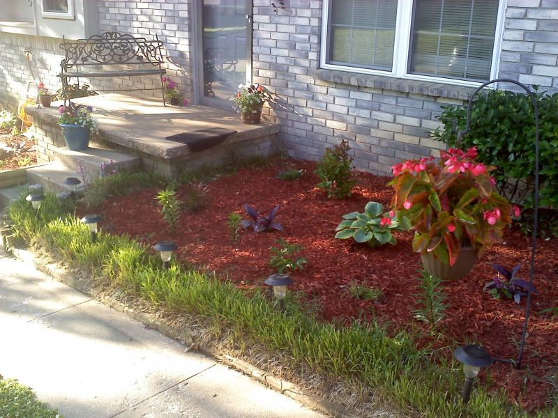 Oklahoma Front Yard Landscaping Ideas Pictures Designs