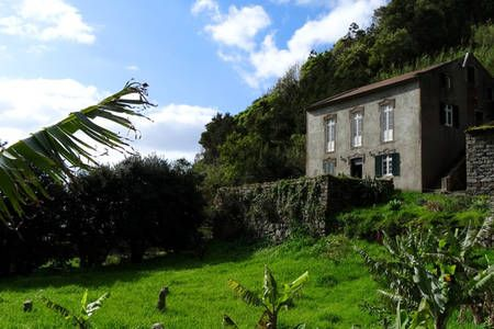 Check out this awesome listing on Airbnb: Quinta dos Icaros, terrace room. in Azores