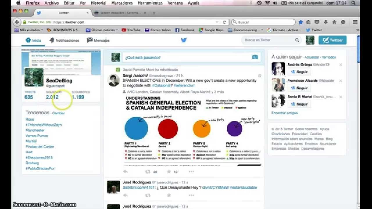 Cómo tener más seguidores o followers en twitter. Redes