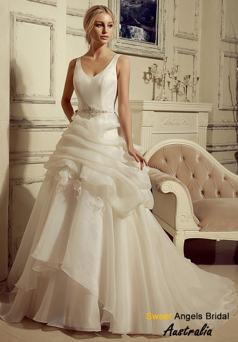 2016 Glamour Collection - only available at Sweet Angels Bridal Australia