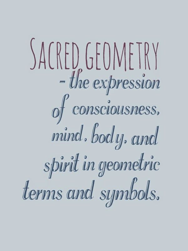 Peace In Mind Sacred Geometry Symbols Rediscovered Sacred