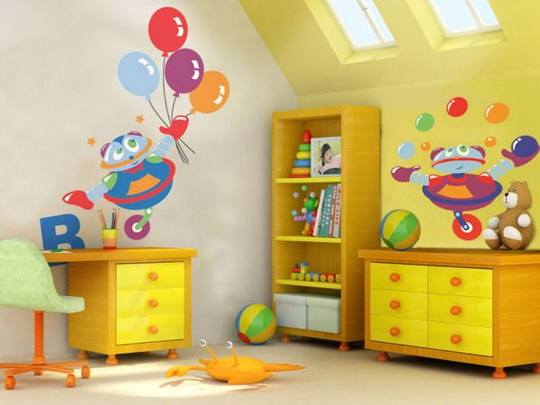 Kids Room Wall Decor Stickers For Stand Out Look | Decorative