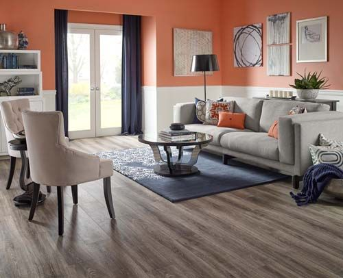 This Pergo Max Premier Heathered Oak Flooring Gives This