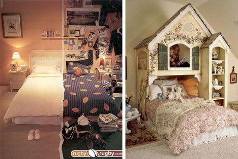 Strange Unusual Bedrooms