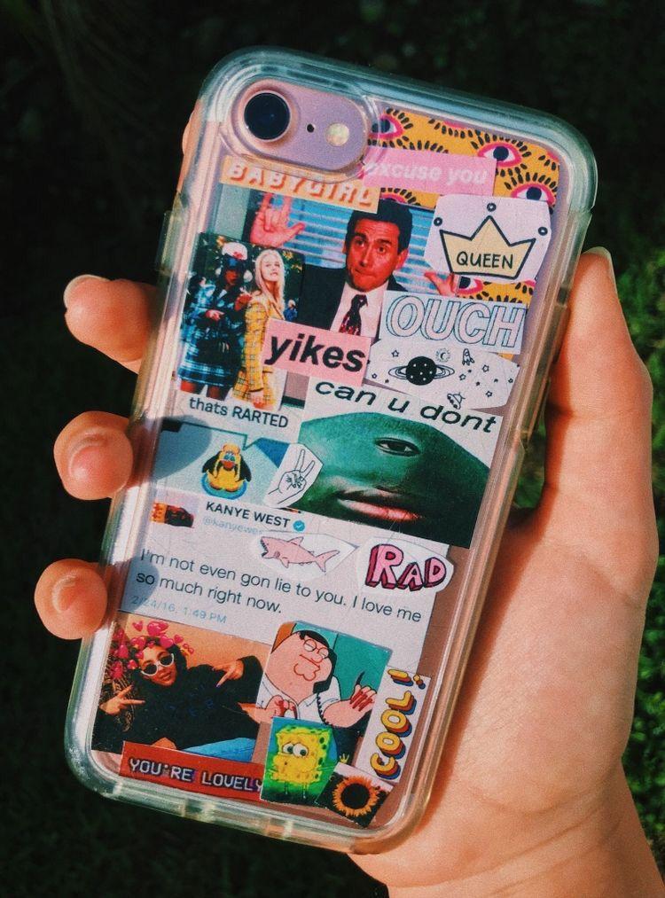 kendallhall42🌻 Tumblr phone case, Diy phone case