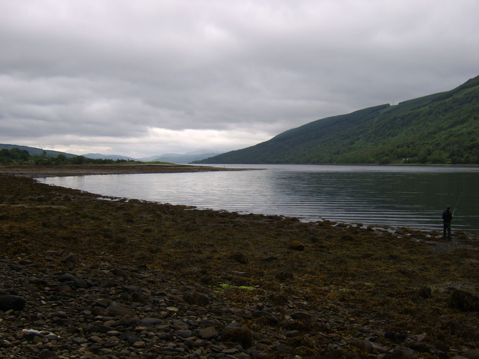 Text and Pictures Guide to Loch Fyne, Scotland