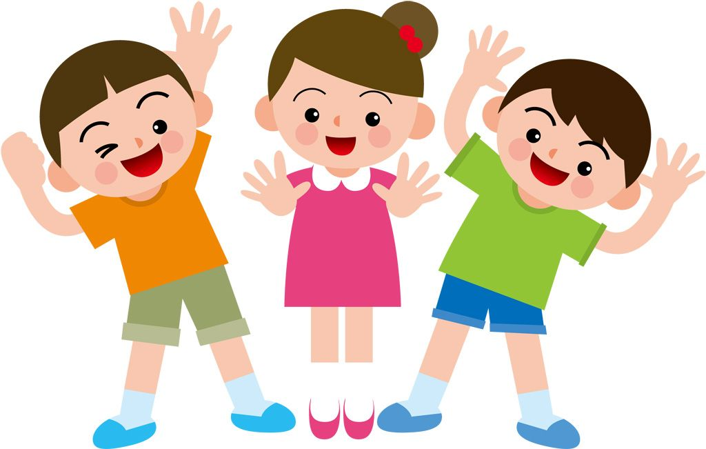 笑顔 イラスト フリーイラスト 手を振る子供 子供イラスト 笑顔 イラスト 子ども イラスト